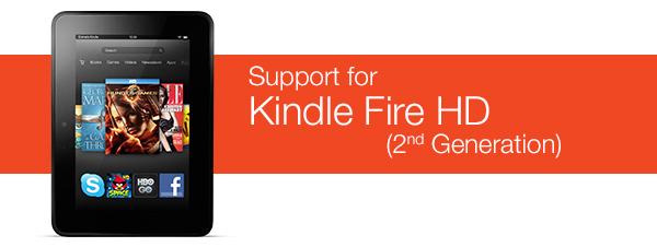 """Kindle Fire HD 7"""" Help"""